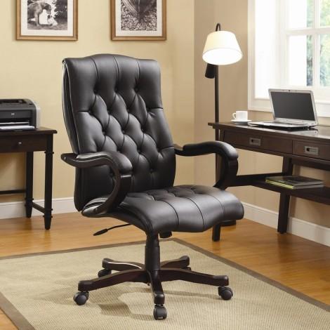 kursi kantor direktur mewah