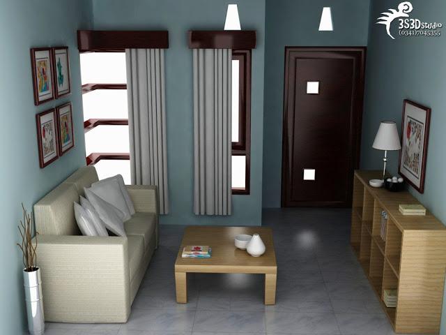 Desain Ruang Tamu Minimalis Ukuran 3 3 Ke 16 Tips Desain Interior Rumah