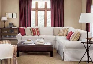 Desain ruang tamu minimalis ukuran 3x3 - ke 21