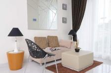 Desain ruang tamu minimalis ukuran 3x3 - ke 30