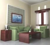 Desain ruang tamu minimalis ukuran 3x3 - ke 6-min